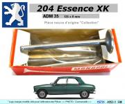 Soupapes Admission Peugeot 204 Essence 35x126 x 8 mm OR 0948-26 (les 4)